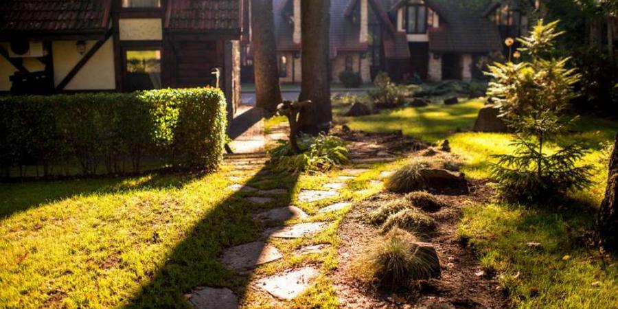 про нас, Парк-готель Древній Град