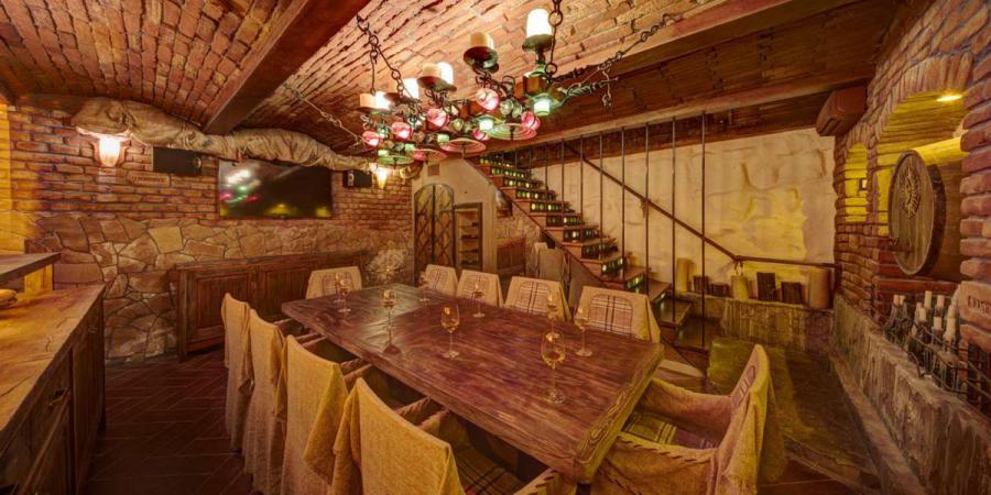 ресторан, Літня тераса ресторану «Валентино»