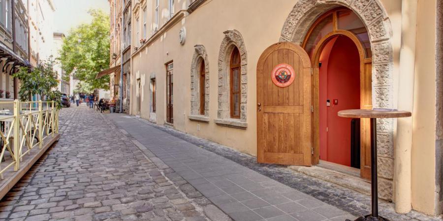 Перша у Львові Наливкарня - новий формат старого міста, Наливкарня