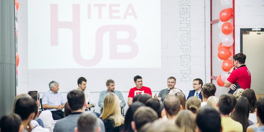 Фото креативного простору ITEA Hub, ІTEA Hub