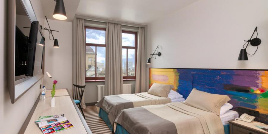 про нас, Panorama Lviv Hotel