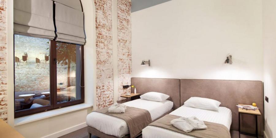 номери, Ferenc Hotel