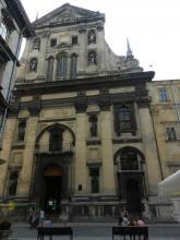 Костел Святих Петра та Павла (Костел єзуїтів)