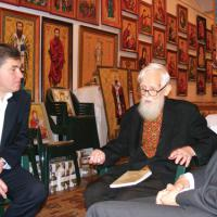 Музей вишитих ікон отця доктора Дмитра Блажейовського фото #3
