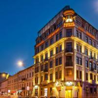 Panorama Lviv Hotel фото #3