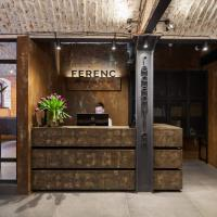 Ferenc Hotel фото #1