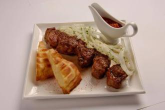 Ресторан  Хата Воєвода  кухня фотолатерея
