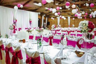 Ресторан  Хата Воєвода  весілля фотолатерея