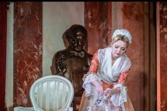 Комічна опера «Служниця-пані»