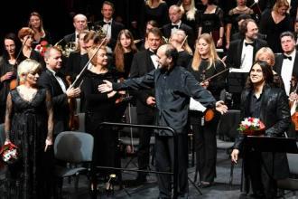 Концерт Stabat Mater
