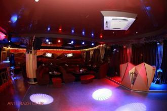 Anturazh Day & Night Lounge Bar про клуб фотолатерея