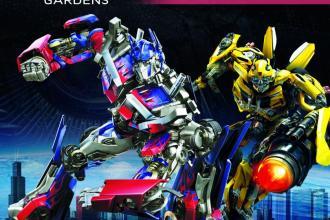 Виставка «Роботів Трансформерів»