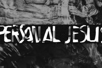 Personal Jesus - Виставка Сергія Горобця