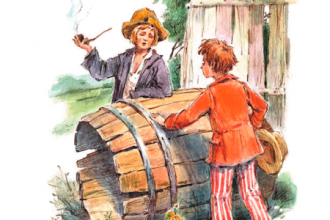 Дитяча вистава «Пригоди Тома Сойєра»