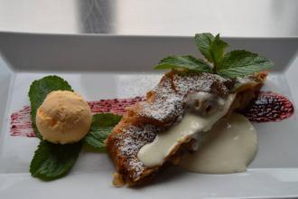 Ресторан  L'amour  десерти фотолатерея