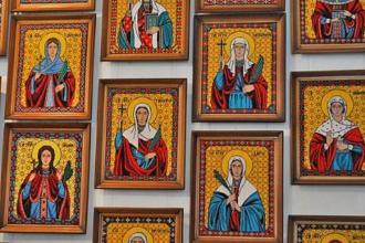 Про музей, Музей вишитих ікон отця доктора Дмитра Блажейовського фото #5