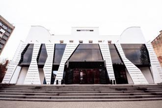 Malevich: night club & concert arena Інтер'єр та екстер'єр   фотолатерея