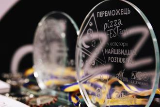 Фотозвіт з Pizza Fest 2017, PIZZA CELENTANO RISTORANTE (на Шухевича) фото #5