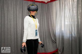 Клуб віртуальної реальності VR Cube  Конференції AI&BigData Conference 2017  фотолатерея