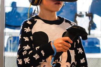 Клуб віртуальної реальності VR Cube VR cube - GameDev Conference Lviv 2018 фотолатерея