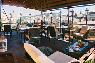 ресторан, Літня тераса ресторану «Валентино» фото #9