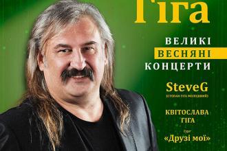Степан Гіга на 20:00
