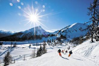 Королівство термалів і зими в Словаччині