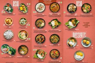 Оновлене меню Familia&Tikithai, Familia Wok&Pasta фото #6