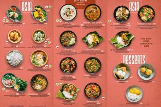 Оновлене меню Familia&Tikithai, Familia Wok&Pasta фото #5