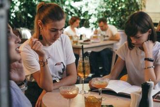 Авторські коктейлі від Віктора Правосудова , Ресторан «36 По» фото #2