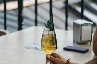 Авторські коктейлі від Віктора Правосудова , Ресторан «36 По» фото #3