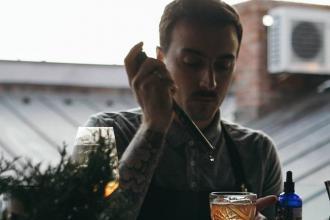 Авторські коктейлі від Віктора Правосудова , Ресторан «36 По» фото #5