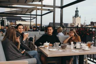 Авторські коктейлі від Віктора Правосудова , Ресторан «36 По» фото #9