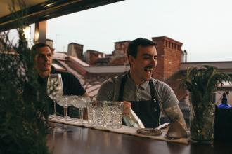 Авторські коктейлі від Віктора Правосудова , Ресторан «36 По» фото #12