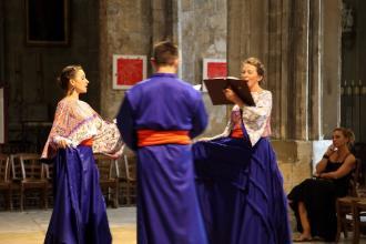 Театральний центр «Слово і голоС» запрошує на прощу храмами Львова