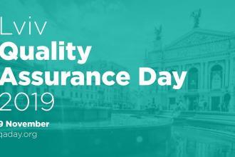 Lviv Quality Assurance Day 2019