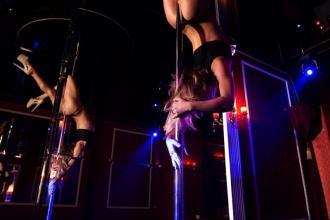 Танці, коктейлі, crazy menu, масаж, приват денс, Стриптиз-бар EROS  фото #15