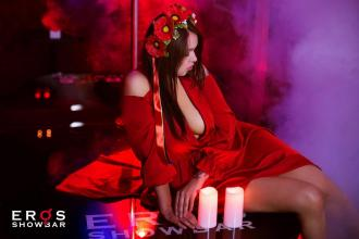 Танці, коктейлі, crazy menu, масаж, приват денс, Стриптиз-бар EROS  фото #16