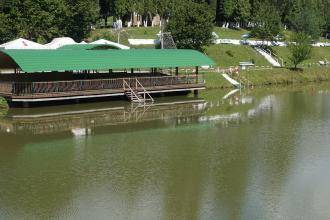 Завітавши на базу відпочинку Ви отрамаєте чудові позитивні враження та піднесений настрій. Чисте повітря, приємний краєвид - зробить ваш відпочинок незабутнім., Львівська Швейцарія фото #4