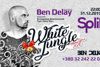 White Jungle. Новий рік у клубі Split