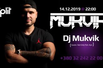 DJ MUKVIK у клубі Split