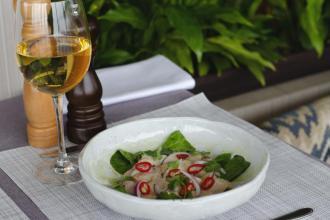 наші страви, Ресторан «Панорама» фото #3