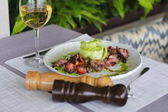 наші страви, Ресторан «Панорама» фото #5