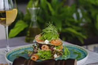 наші страви, Ресторан «Панорама» фото #6