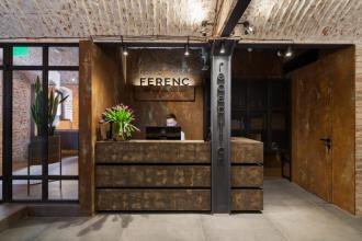 "інтер""єр, Ferenc Hotel фото #4"