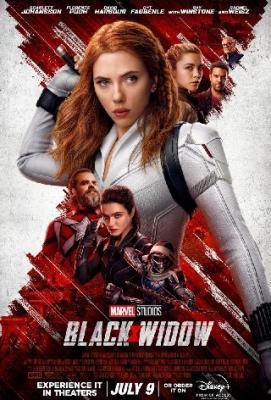 Black Widow (мовою оригіналу) (16+)