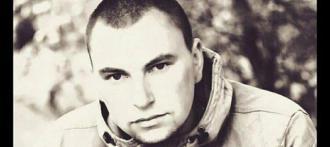 """постер """"ЯВІР""""  присвячується пам'яті Юрія Колесника та Героям війни живим і убієнним"""