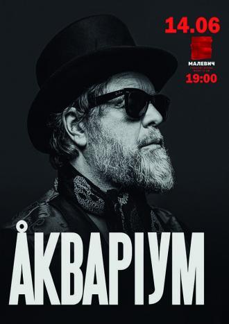 постер Борис Гребенщиков