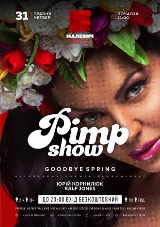 постер Pimp Show