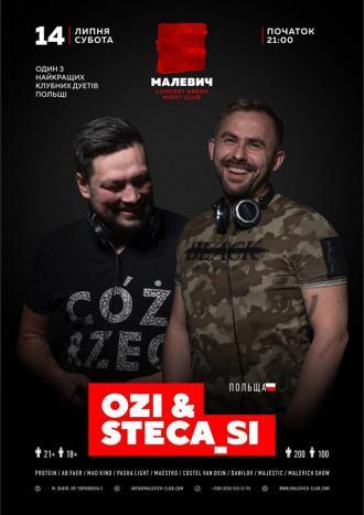 постер  Ozi & Steca_Si